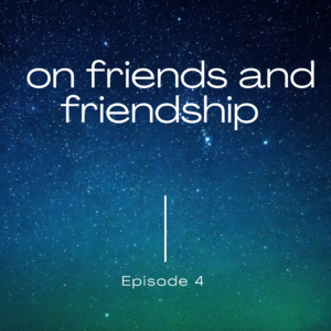 Podcast Episode 4 by Sharita Bent